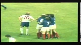 The most beautiful goal ever seen Brane Oblak - Yugoslavia