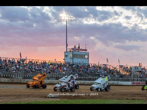 Lake Ozark Speedway 5/25/18 Recap