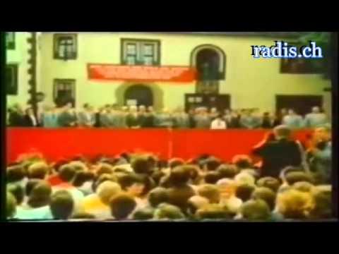 GDR DDR Erich Honecker speeches