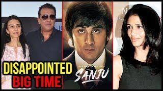 Sanju Movie DISLIKED BY Sanjay Dutt's Sister Namrata Dutt & Ex Wife Rhea Pillai
