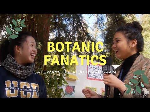 Botanic Fanatics 2018