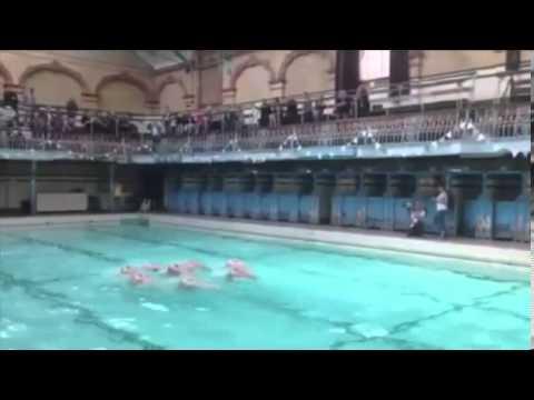 Manchester's Victoria Baths re open after 10 year refurbishment