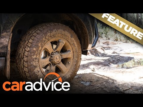 What's the best tyre pressure for off-roading? | A CarAdvice Feature