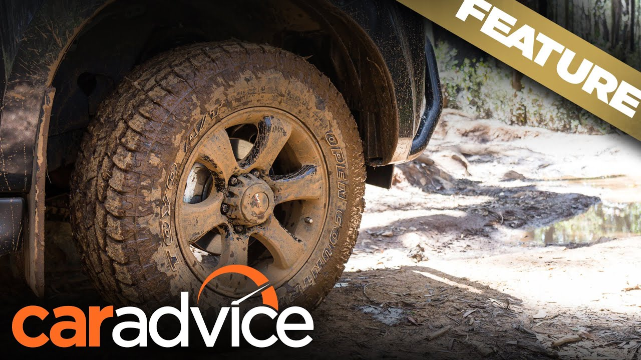Bf Goodrich At Tyre Pressure >> What S The Best Tyre Pressure For Off Roading A Caradvice Feature