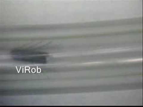 Micro crawling robot - VIROB