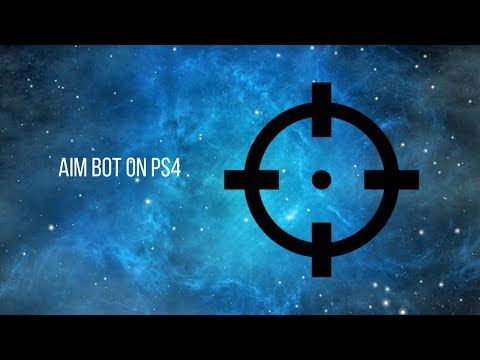 How to Aimbot on Fortnite Ps4 and Xbox One