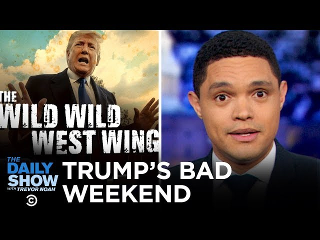 Trump Sees a Doctor & Diplomats Dish on His Dirty Dealings in Ukraine   The Daily Show