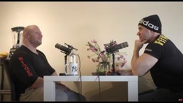 Pakkotoisto Podcast 65 - IFBB Pro Kille Kujala