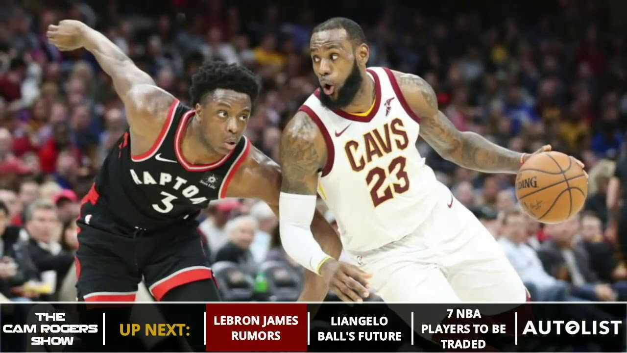 LeBron James Rumors: Down To Cavs & Lakers, Cavs To Acquire Kemba Walker, &  Latest Vegas Odds
