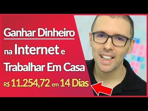 ⭐ Como GANHAR DINHEIRO NA INTERNET e TRABALHAR EM CASA - 3 Estratégias - Alex Vargas