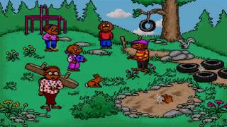 The Berenstain Bears' A Scнool Day (Sega Pico, 1995)