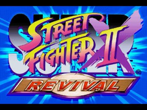 [1/3] リュウ - スーパーストリートファイターII X リバイバル ゲームボーイアドバンス