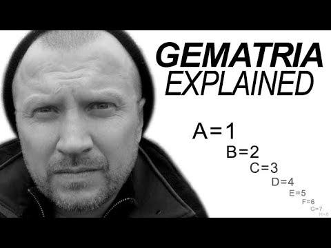GEMATRIA EXPLAINED: The Secrets of Gematria Revealed