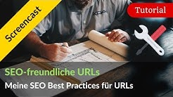 SEO-freundliche URL: Meine Best Practices für URLs & URL-Management