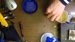 Переделка LED фонарика(Переделка LED фонарика Робота от акб 4 часа Емкость акб 1200 мАч., 2014-12-31T22:27:01.000Z)