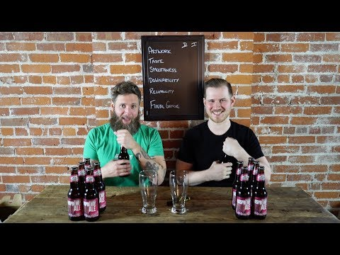 Beer Me Episode 115 - Granville Island Raspberry Ale Review
