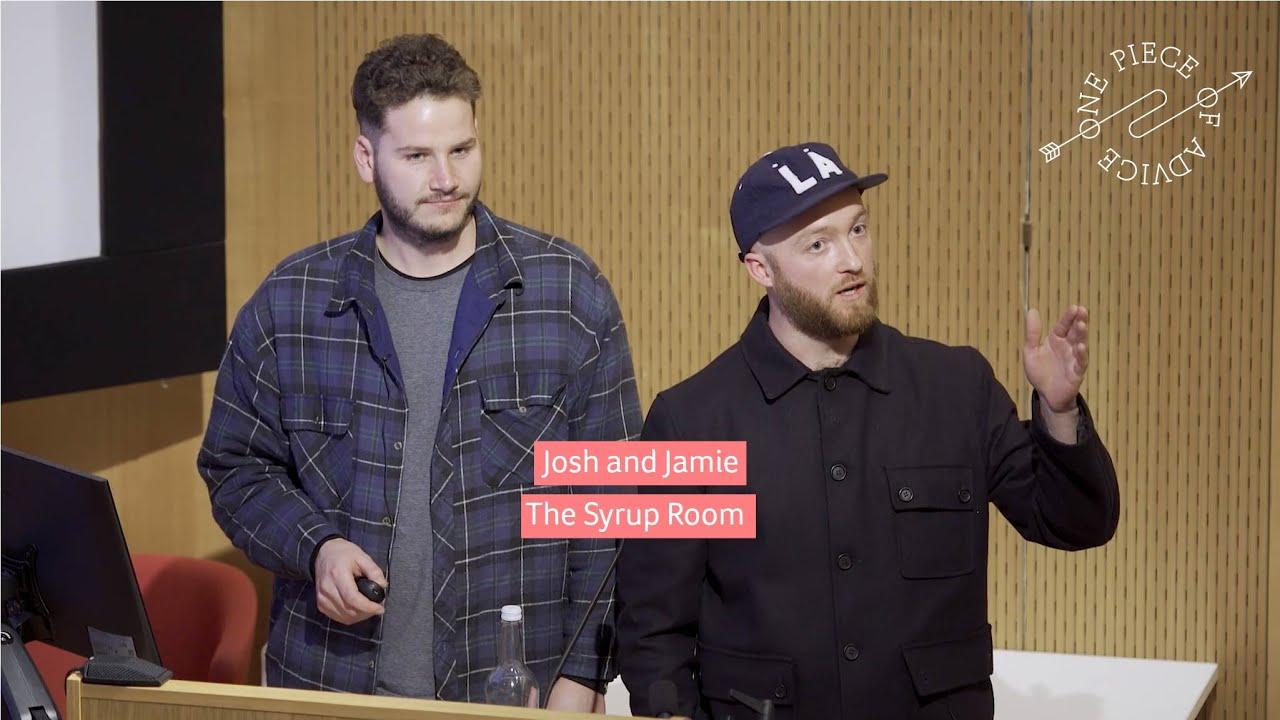 Josh and Jamie - AUB   OPOA
