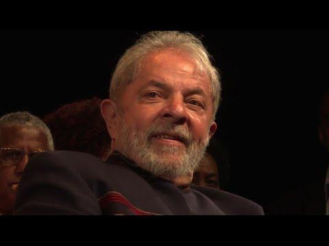 Lula se diz vítima de mentiras