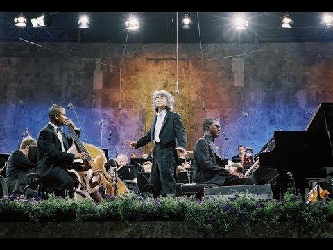 Marcus Roberts, Seiji Ozawa, Rhapsody in Blue