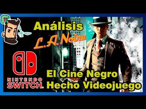 Análisis L.A. Noire | Más juegos como este necesita Switch