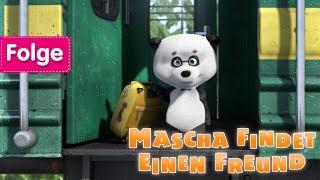 Mascha und der Bär - 🐼  Mascha findet einen Freund 🐻 (Folge 15)