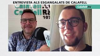 Entrevista als Esgangalats de Calafell