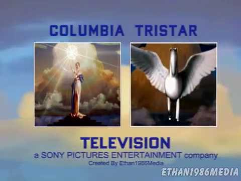 Columbia Tristar Television Logo 1996 Combo Remake Youtube