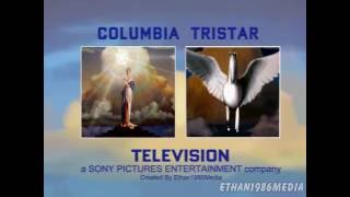 Columbia TriStar Television logo 1996 Combo Remake