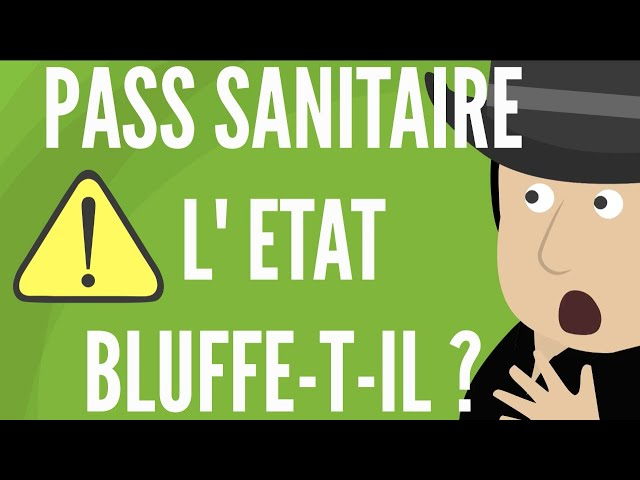 Pass Sanitaire : Comment L' Etat Fait De Faux Compromis Pour Calmer La Rue