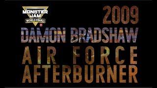 2009 Air Force Afterburner |  Damon Bradshaw