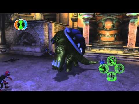 Jogar Ben 10 Ultimate Alien Cosmic Destruction Online