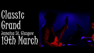 Walking Song - Woodwife - Classic Grand, Glasgow - March 2016