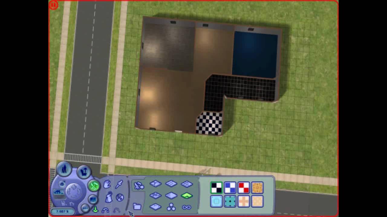 Spiel Haus Bauen Und Einrichten