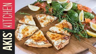 Speedy pizza   Akis Kitchen