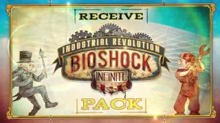 BioShock Infinite - Индустриальная Революция Трейлер DLC (HD)