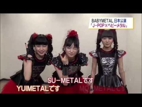 BABYMETAL World Tour in Japan