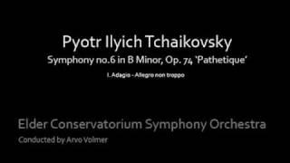 Tchaikovsky Symphony no.6 I. Adagio - Allegro non troppo - Part 1
