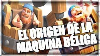 EL ORIGEN DE LA MAQUINA BELICA-CREEPYPASTA CLASH OF CLANS-Nefi 56