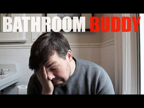 """This cat is NED - EP13 """"Bathroom Buddy"""""""