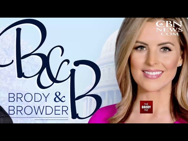 The Brody File: Repeat After Me: President-Elect Trump - November 10, 2016