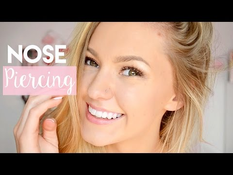 All About My Nose Piercing + My Experience