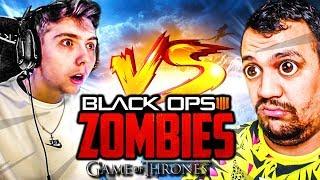 J'ARRETE FORTNITE POUR UNE NUIT !! BLACK OPS 3 CUSTOM MAP ZOMBIE