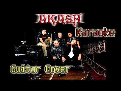 Karaoke  Akash  Una Sonrisa al Atardecer (Cover Guitarra) HQ
