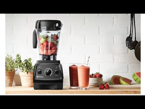 Vitamix Blender Built to Last Open box and review