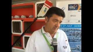 """Gambar cover Mondiali canottaggio U23 - Luigi Manzo, direttore generale del CO: """"Organizzazione capillare"""""""