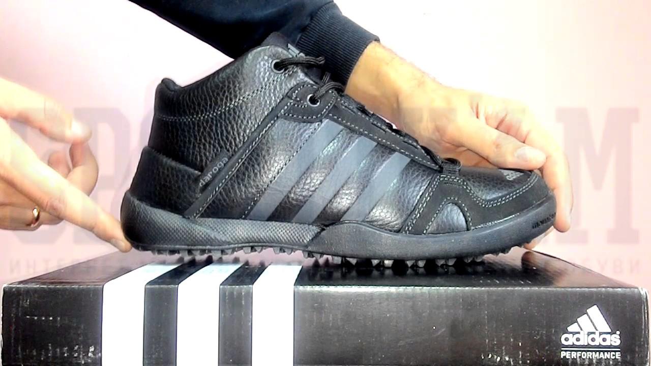 Зимние ботинки мужские. «Юничел» - YouTube