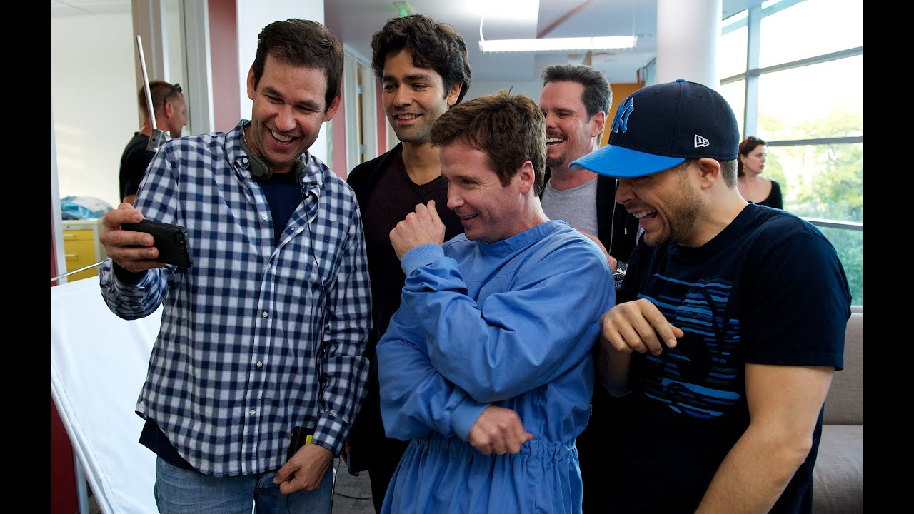 Entourage Watch 17 Minutes Of Behind The Scenes Footage