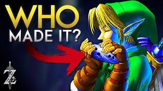 Who CREATED the Ocarina of Time? | Legend of Zelda Theory