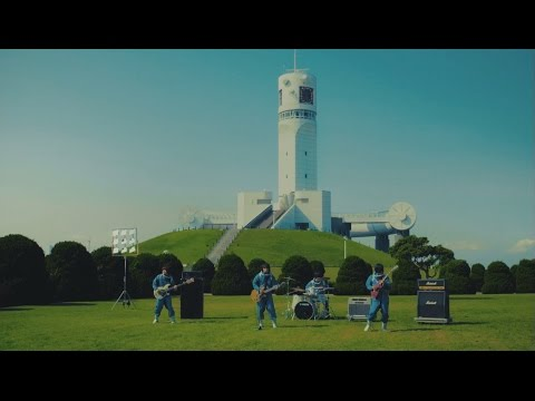 KANA-BOON 『ダイバー』Music Video