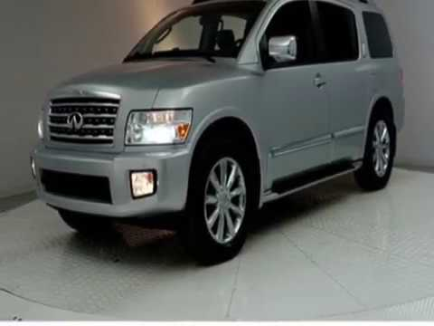 2008 INFINITI QX56 4WD 4dr SUV - New Jersey State Auto Auction - Jersey City NJ